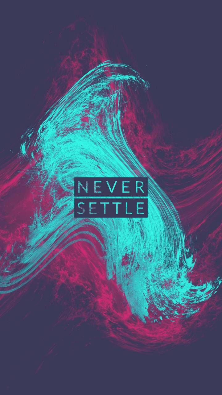 Download Never Settle wallpaper by Studio929 - cb - Free ...