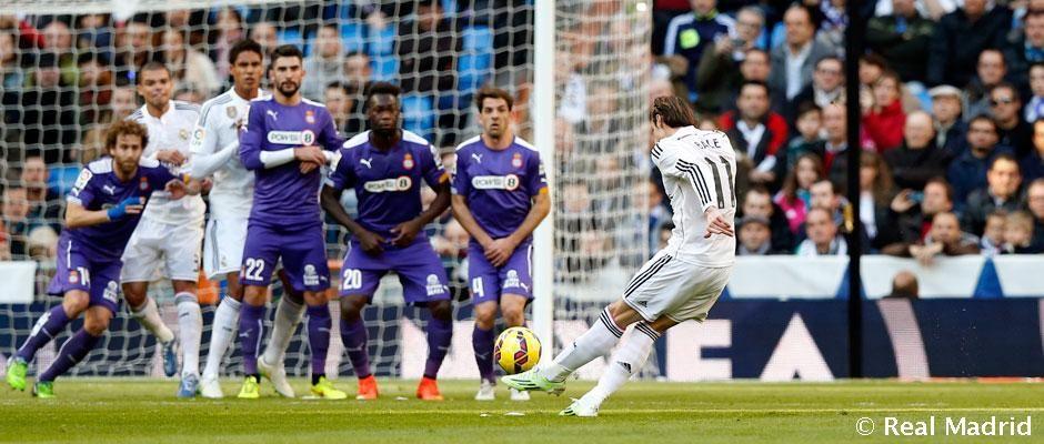 Real Madrid C F Realmadrid Real Madrid Madrid Free Kick