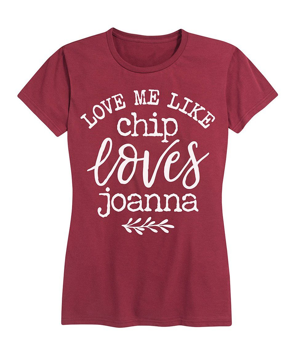 Download Take a look at this Wine 'Love Me Like Chip Loves Joanna ...