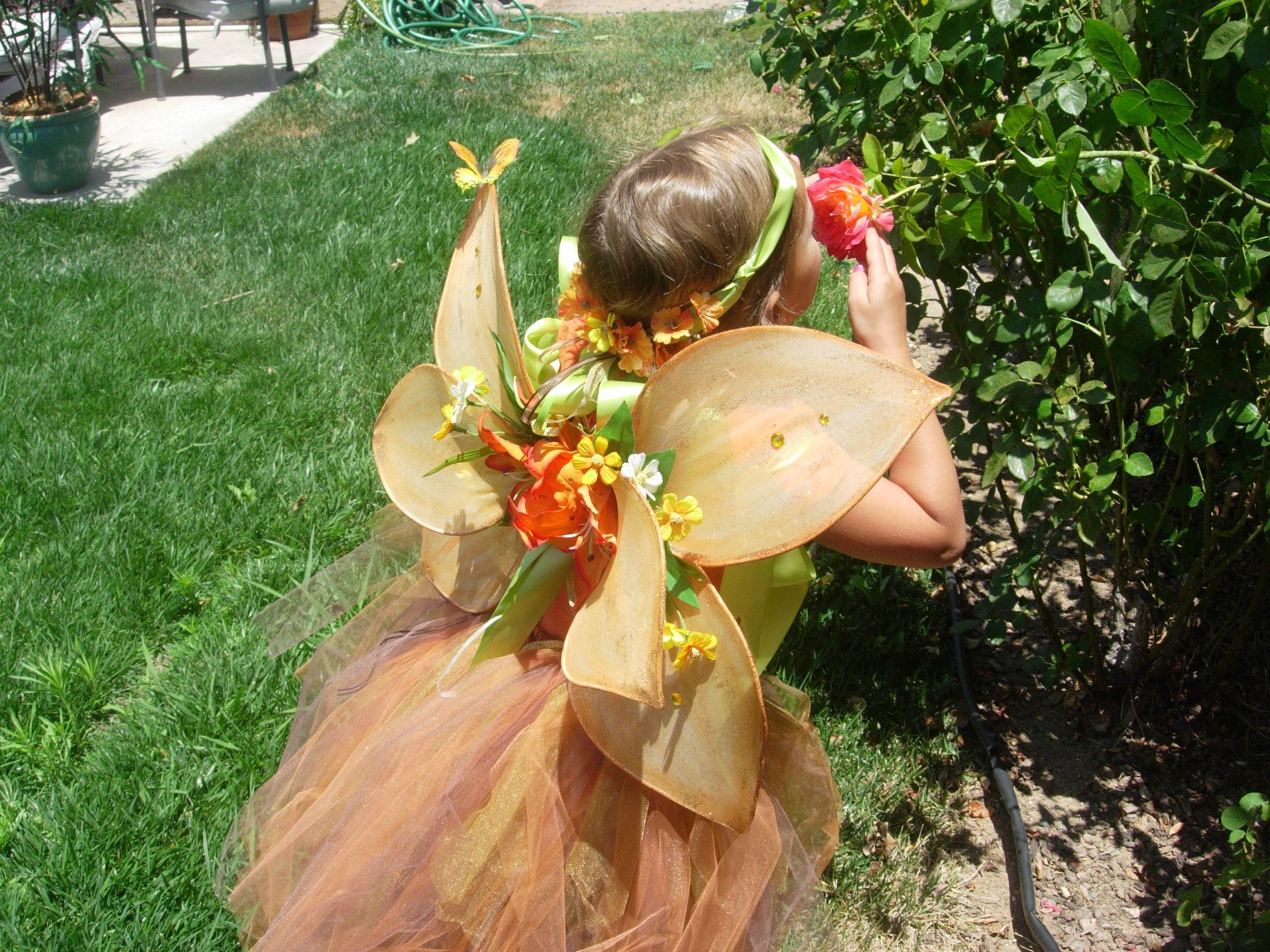 Fairy in my garden!