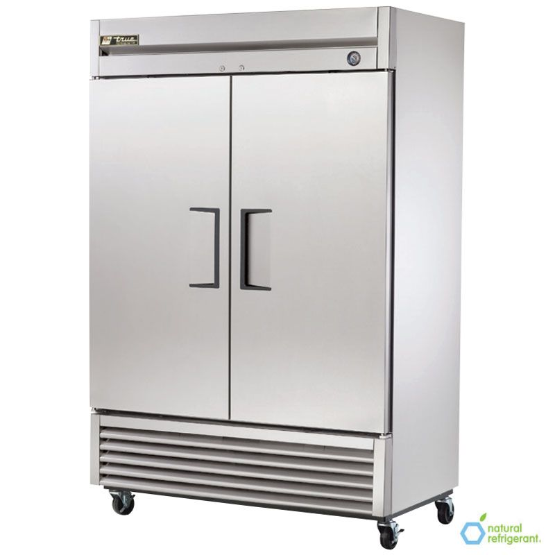 Peachy True T 49 Hc 54 1 Two Section Reach In Refrigerator 2 Home Interior And Landscaping Ologienasavecom