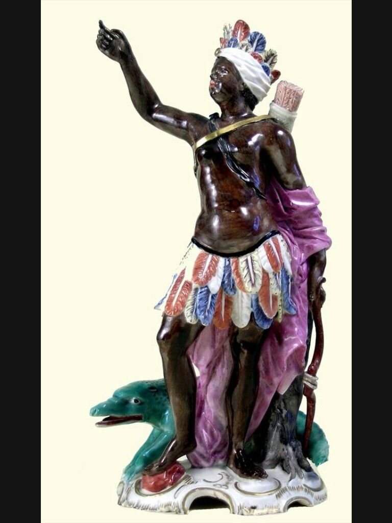 Allegories The Four Continents America In Our Own Mixing The Realities Portrayed As Swa Indigenous North Americans Aboriginal American Indigenous Americans