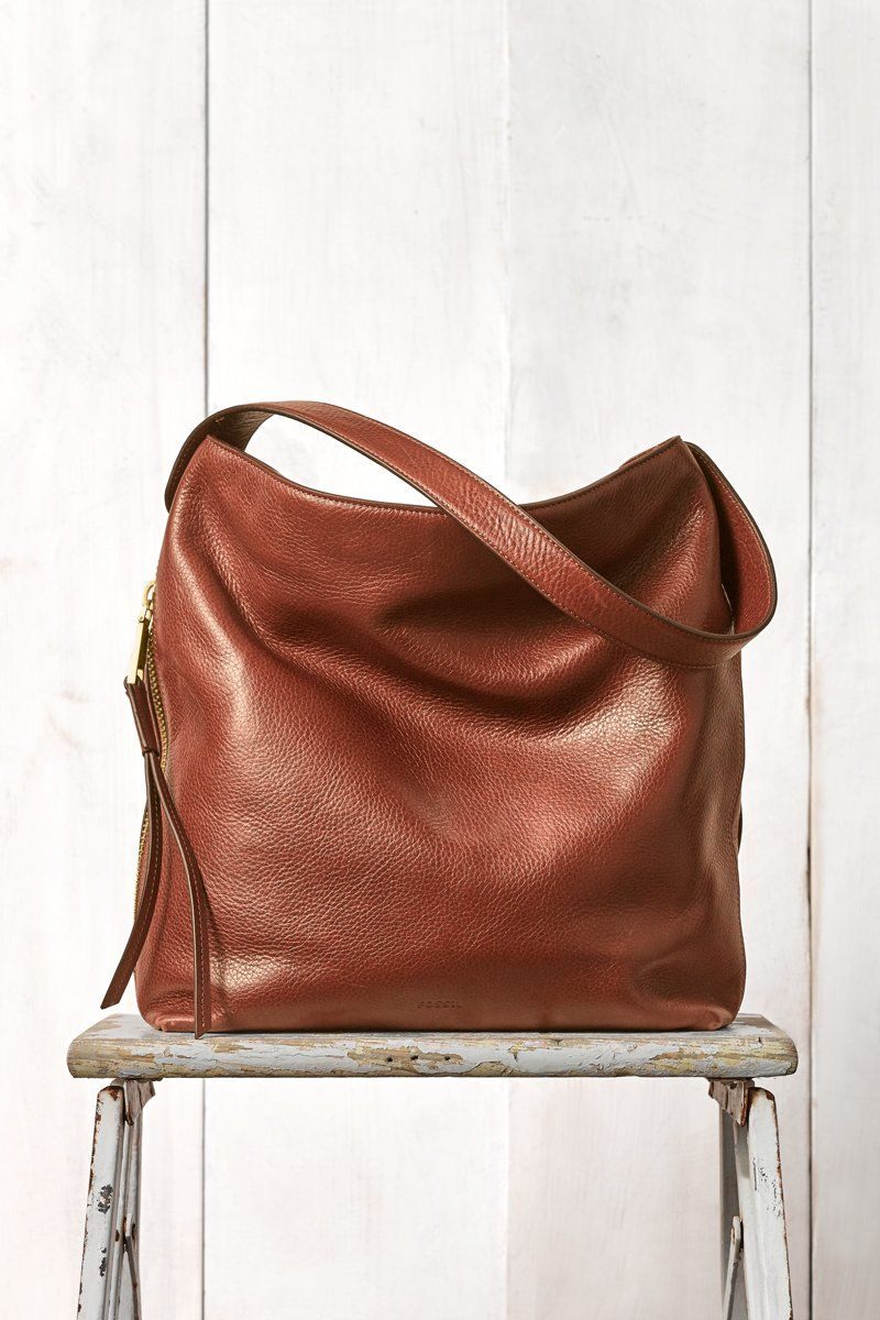 Our Favorite Everyday Hobo The Leather Maya Handbag