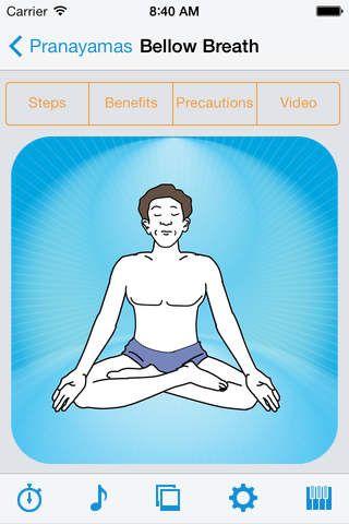yoga breath  pranayama  pranayama
