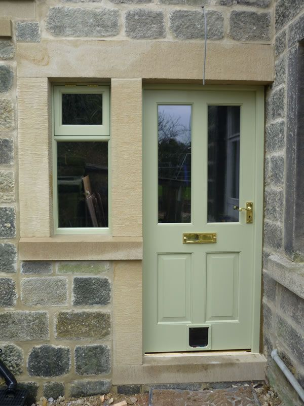 Image Detail For Traditional Window Door Farrow Ball Colour Ball Green Old Tupton Paint