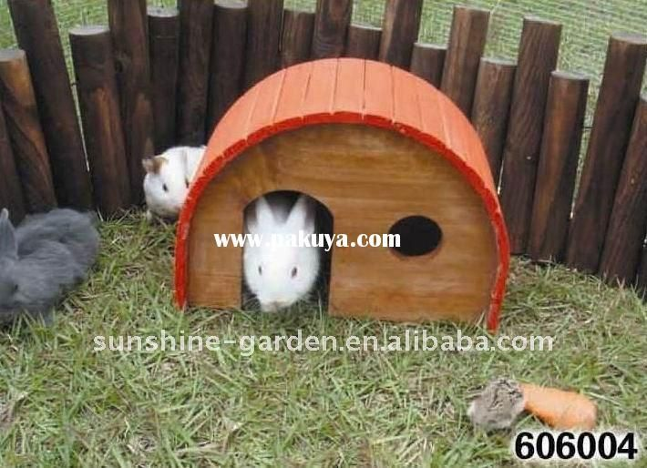 Wooden Pet House For Small Animal
