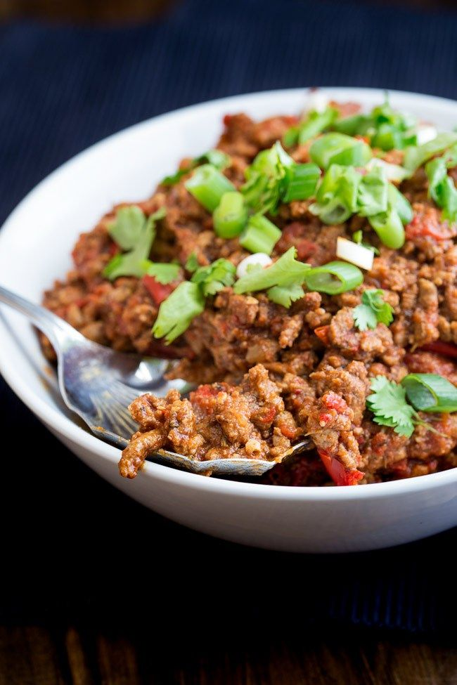 This Instant Pot taco mince is packed with flavour. And it ...