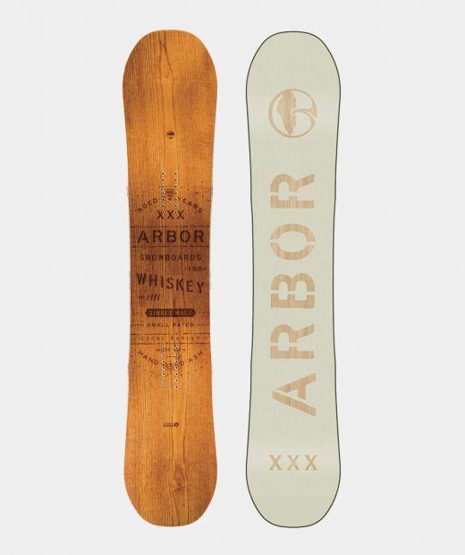 Arbor Snowboards, Snowboarding, Whiskey
