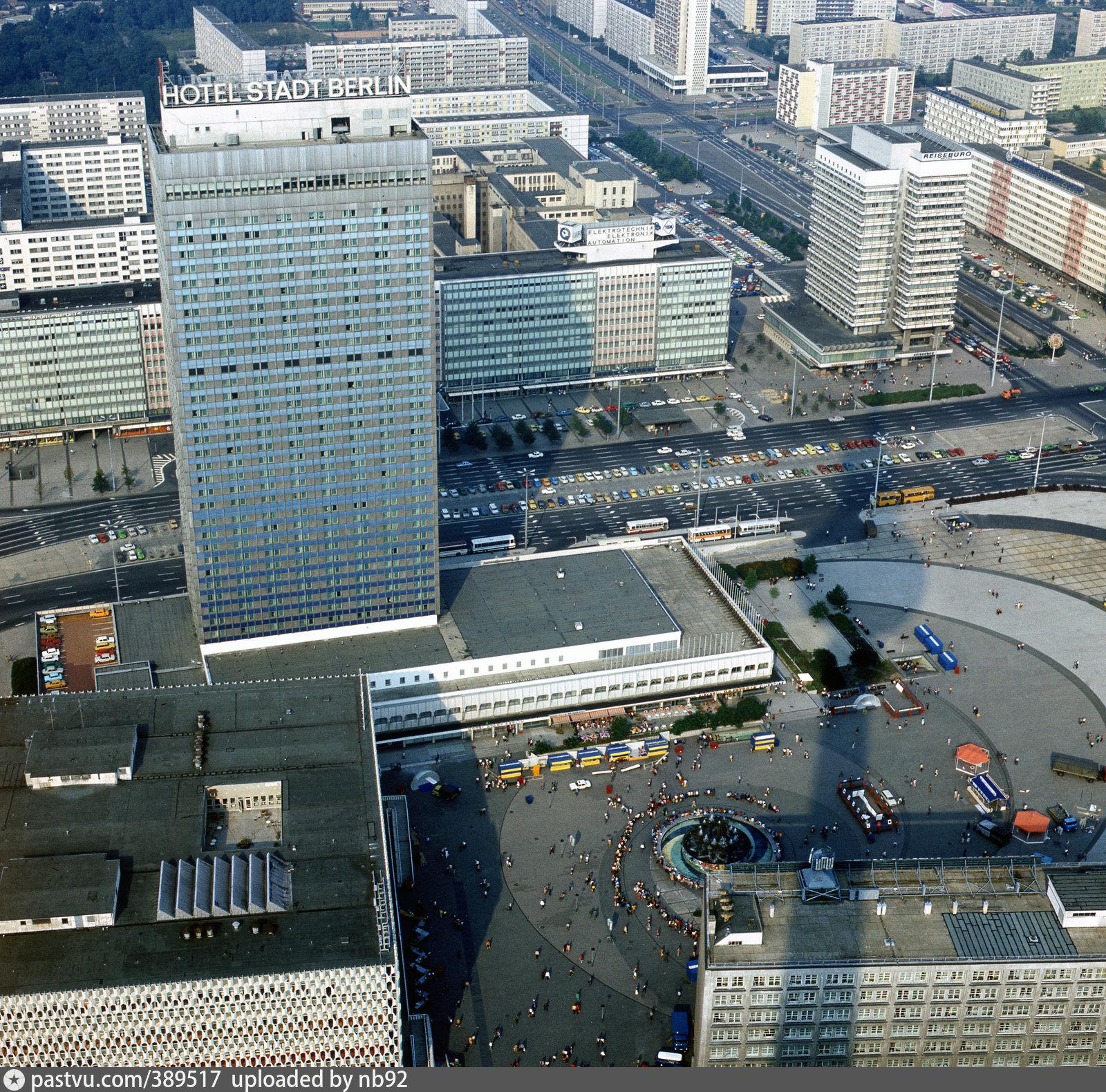 Ost Berlin 1985 Allemagne Autriche Communisme