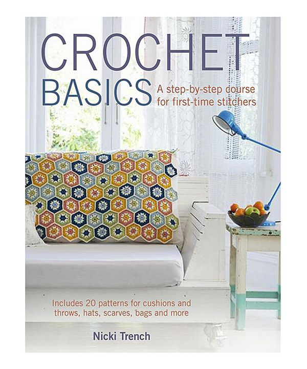 Look at this Crochet Basics Paperback on #zulily today!