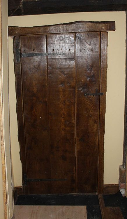 3 plank antique internal oak ledged door - 3 Plank Antique Internal Oak Ledged Door Home Ideas Pinterest