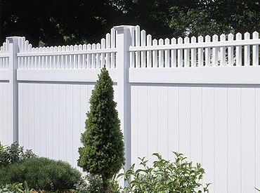 I want to get a privacy fence like this.  It makes me uncomfortable when the neighbors can see into my backyard.  If I had a fence like this, I wouldn't have to worry about that.