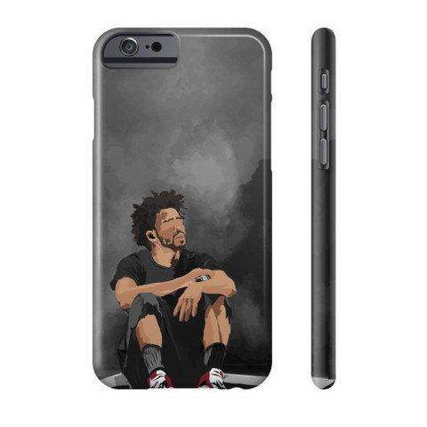 j cole quote love yours iphone case