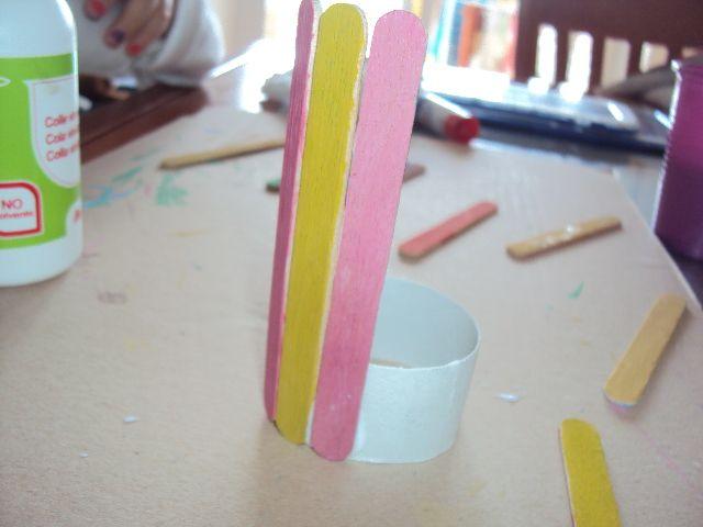 Bricolage Bambini ~ Lavoretto per bambini portapenne fai da te riciclo creativo