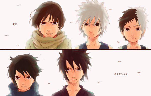 Á• Á Ã'‰ Á¶ Sakulove Sssk Izuna Uchiha Naruto Shippudden Naruto Cute