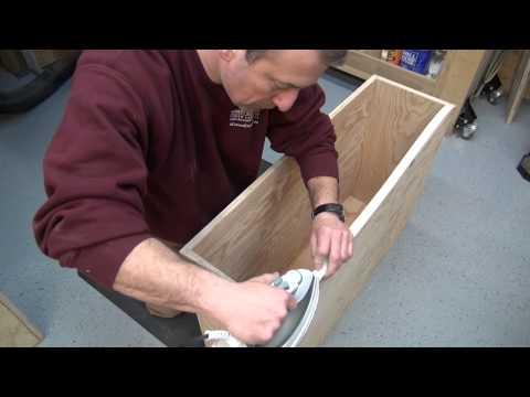 Working On The Edge… Applying Edge Banding To Furniture
