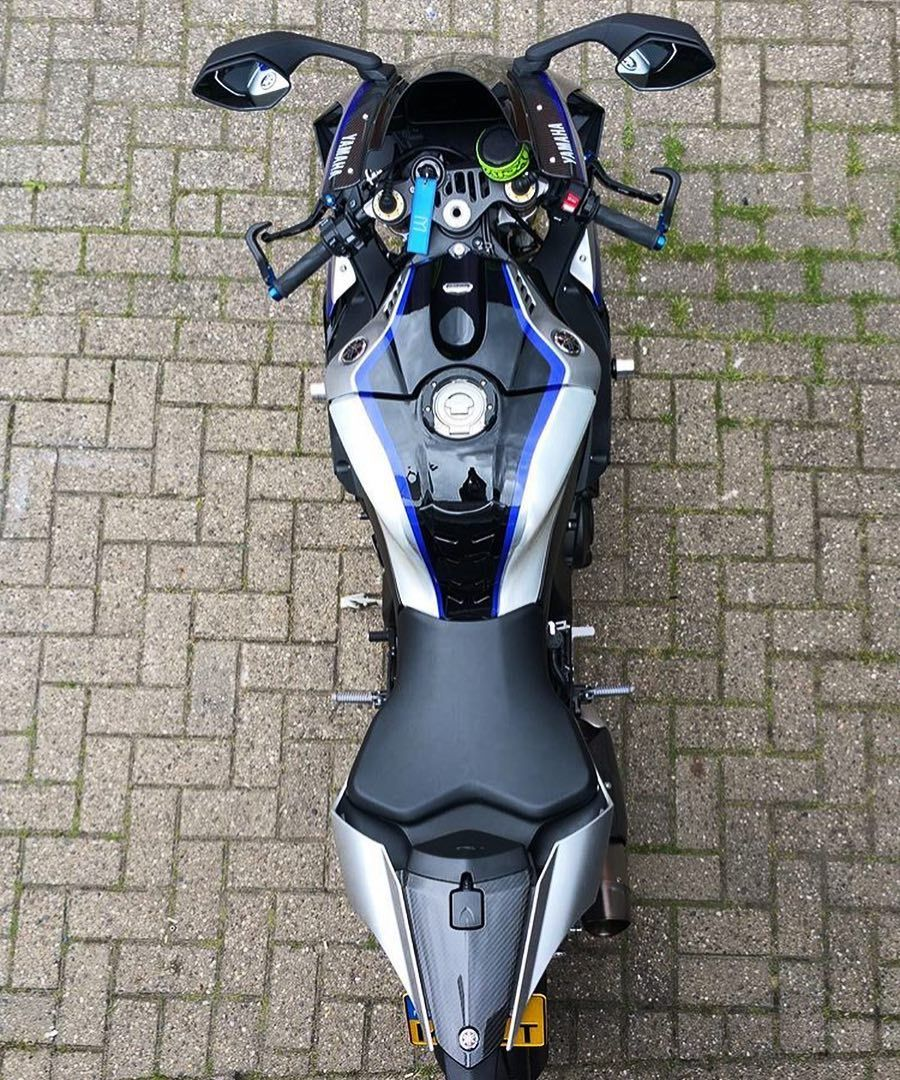 Top View 2017 R1m 299umut Pistonaddictz Yamaha Motor Super