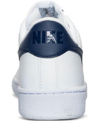 Nike Men's Tennis Classic Cs Casual Sneakers from Finish