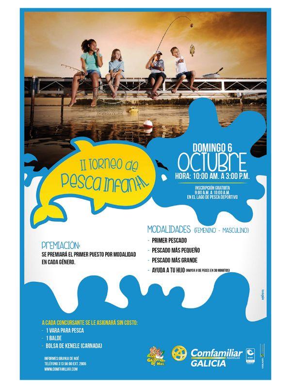 Afiche Comfamiliar Galicia Imprimir Sobres Y Premiacion