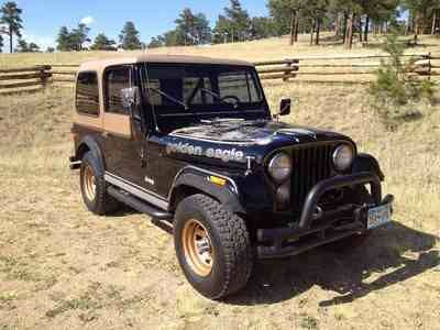 1982 Jeep Cj 7 Golden Eagle Jeep Cj Jeep Cj7 Jeep Cj5