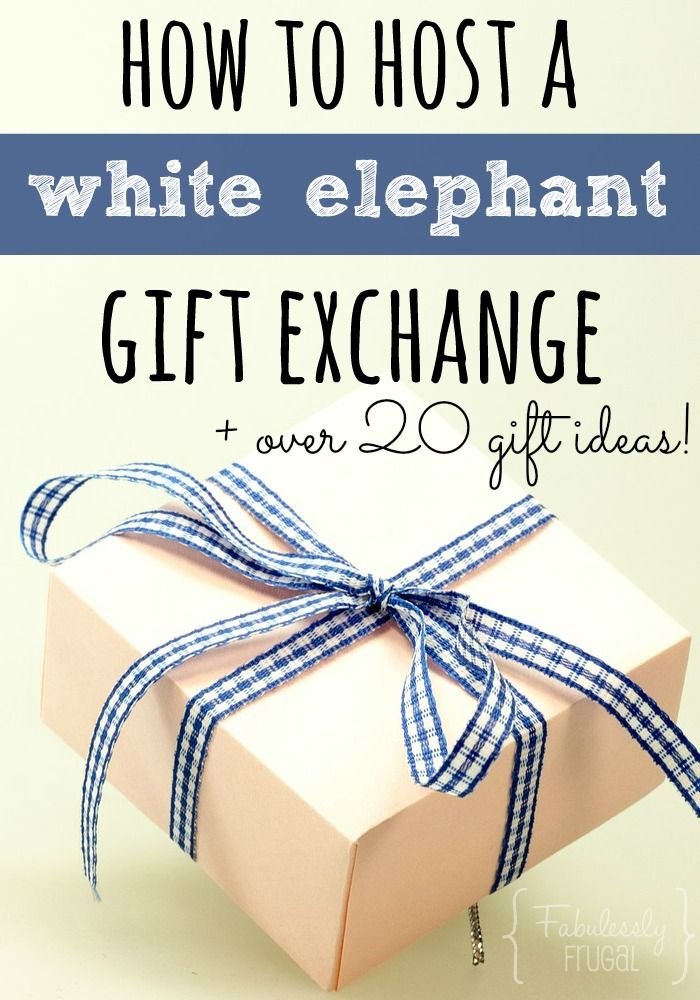 Hosting A White Elephant Gift Party Ideas This Is Tradition We Love To Do With Friends And Family During The Holiday Season