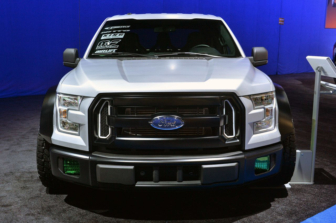 2015 ford f 150 customs sema 2014 photo gallery autoblog photo