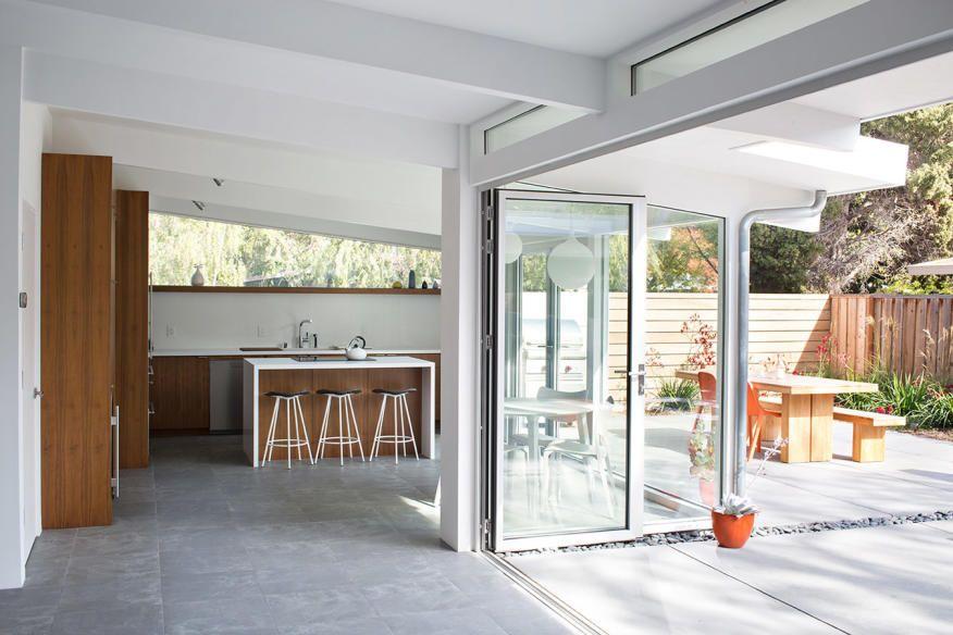 Eichler Update Facilitates Outdoor Living | Builder Magazine ...