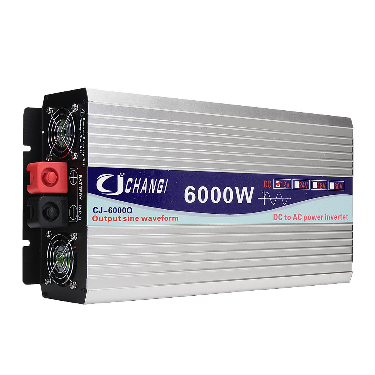 Power Inverter 8211 Intelligent Solar Pure 8211 From 129 99 Usd Power Inverters Sine Wave Waves