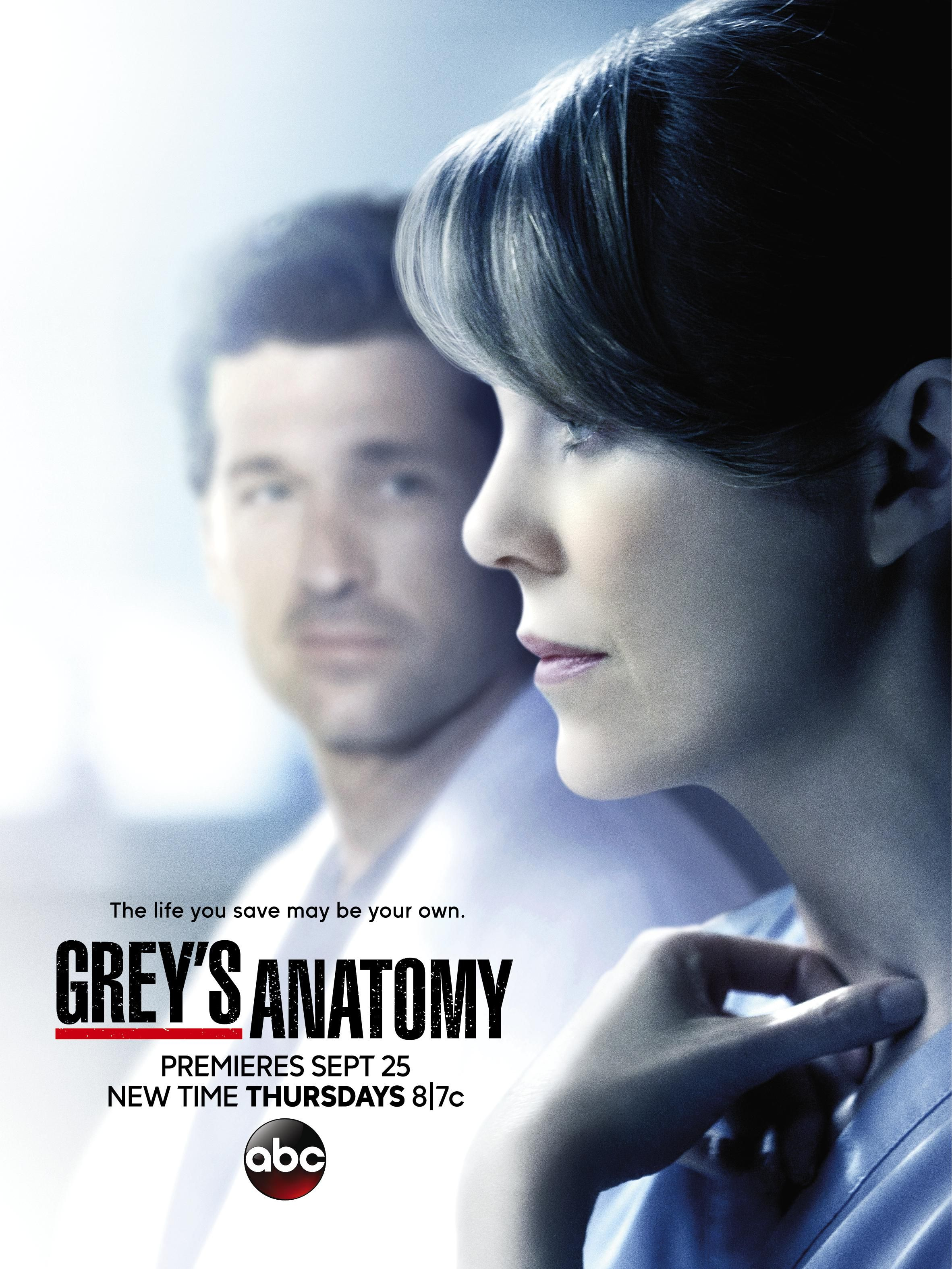 Grey\'s Anatomy TV Series Awesome Poster | TV Series | Pinterest ...