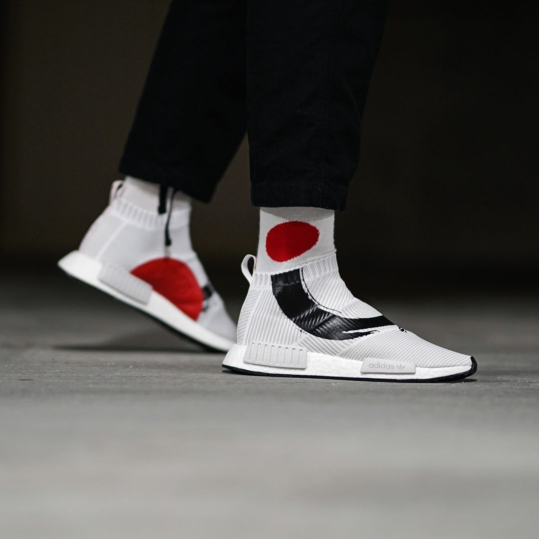 8160ede84e8a1 Adidas NMD City Sock 1 Prime Knit Enso  Koi Fish BB9260