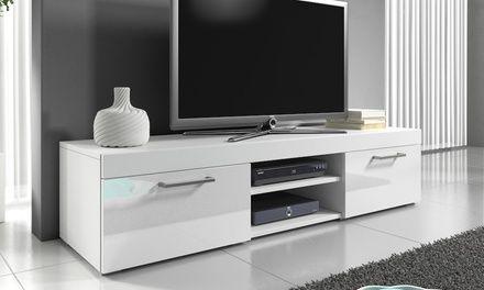 Unità porta TV in MDFdisponibile in vari colori