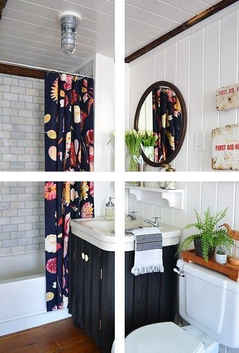 Black And Gold Bathroom Accessories | Bathroom Decor Near ...