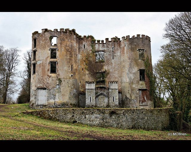 Buttevant Castle, County Cork - This is my ancestral castle