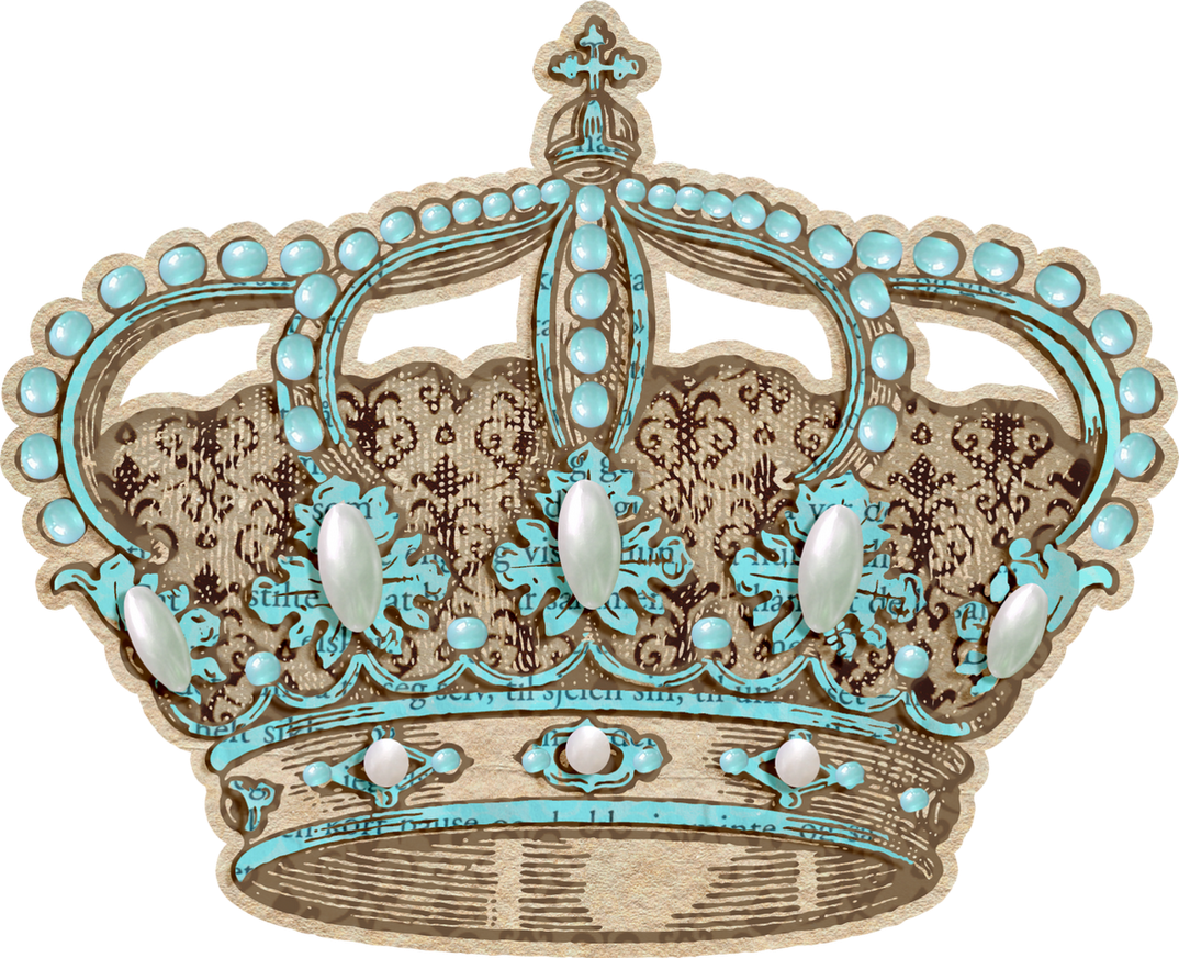 Pin by Dicky Chow on Useful   Clip art vintage, Crown ...