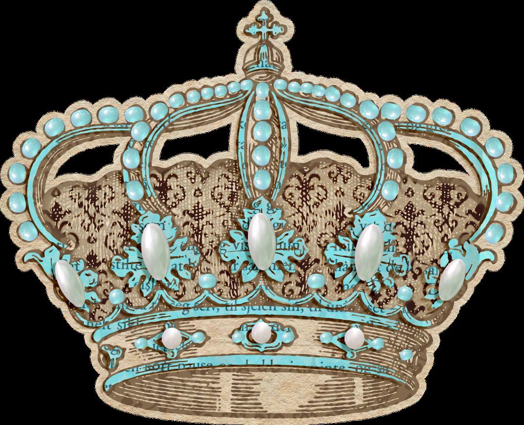 Camo Queen Crown Clip Art