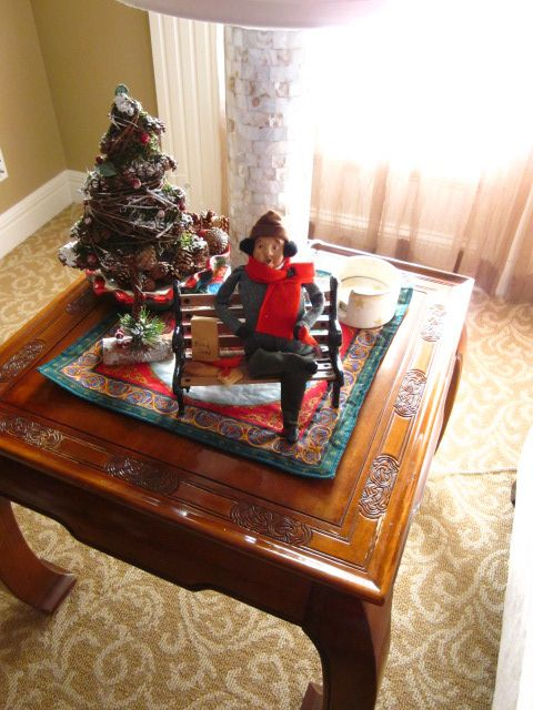 Delightful Byers Choice In The Living Room · CarolerChristmas DesignChristmas 2014Holiday  ... Part 28