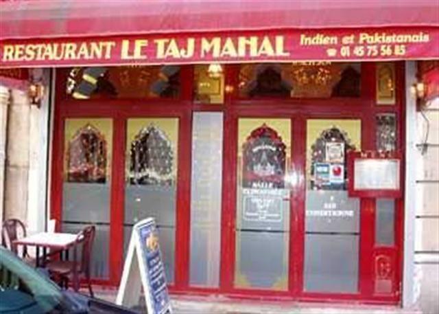 Le Taj Mahal Restaurant Paris France Le Taj Mahal Restaurant Halal Meilleurs Restaurants