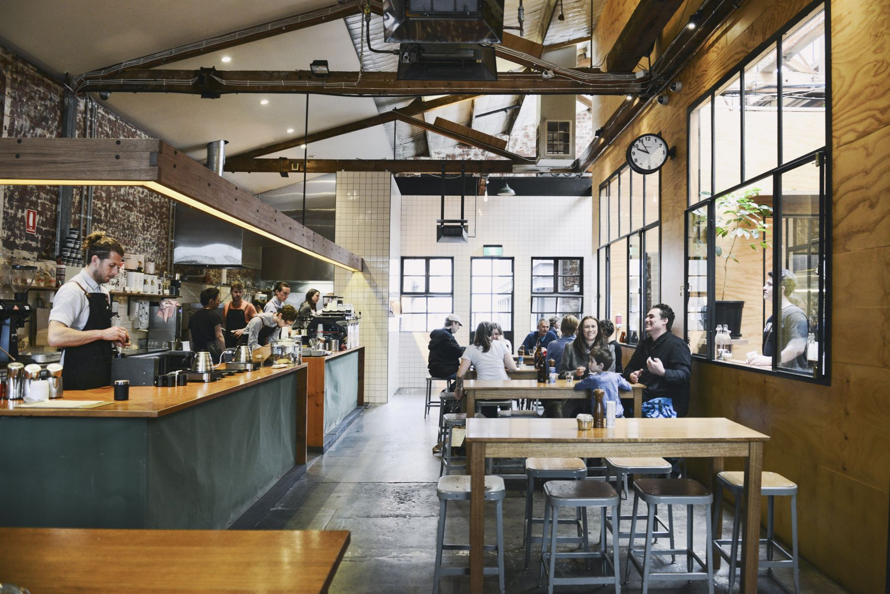 Cotta Cafe Melbourn : Don t leave melbourne without a visit to café and roastery seven