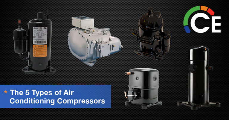 Air Conditioning Compressor Types AC Compressors in 2020