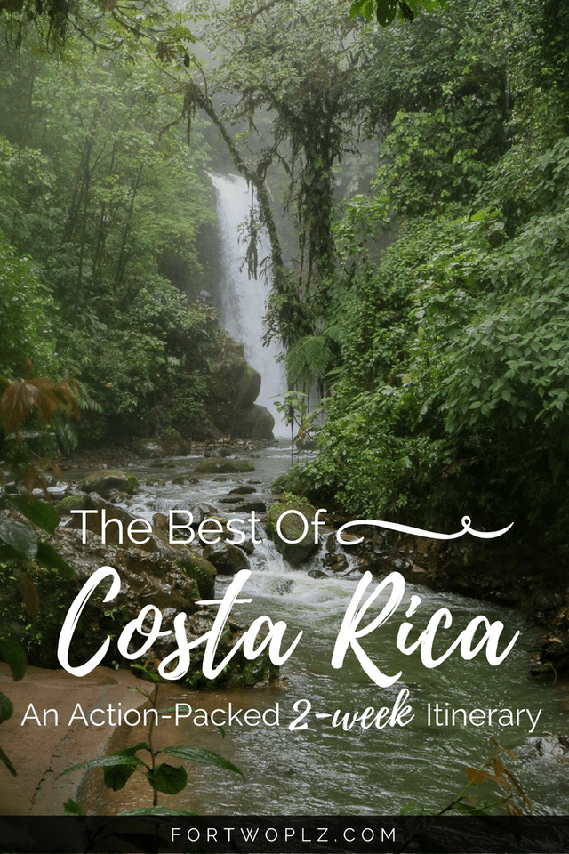 Two Weeks In Costa Rica An ActionPacked Itinerary For FirstTimers is part of Two Weeks In Costa Rica An Action Packed Itinerary For First - In the last post, we showed you the 16 unforgettable things to do in Costa Rica  Can you believe we did ALL that in 14 days  Today, we are going to reveal how we spent our two weeks in Costa Rica  This actionpacked itinerary will take you through the best of Costa Rica  perfect for those that love all things outdoors! This selfdrive itinerary will take you through 5 major areas, from San Jose to Papagayo in 14 days  We followed this exact itinerary when we visited Costa Rica last November  Although most of the activities are not season dependent, we advise you to confirm with