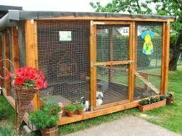 Bildergebnis für kaninchen auslauf gehege selber bauen