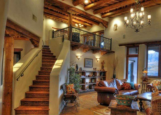 Classic New Mexico Homes Ventanas Magazine El Paso Texas Las Cruces New Home Interiors