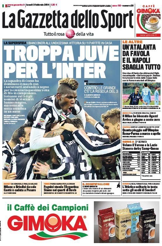 La Gazzetta dello Sport (030214) Italian True PDF 44