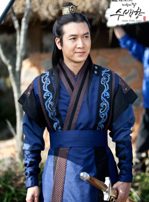 Crown Prince Myung Nong During Scenes From The Training Of The