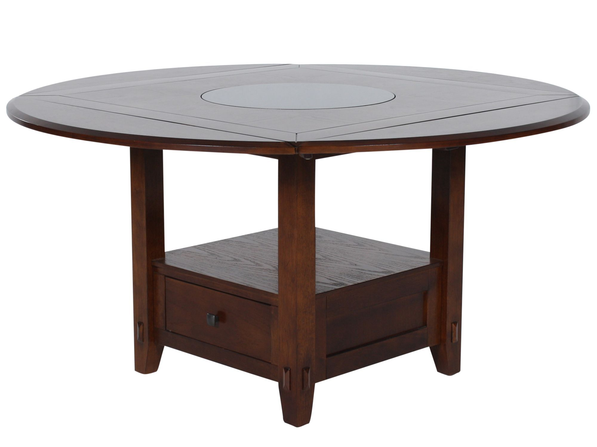 Winners Only Zahara Drop Leaf Table | Mathis Brothers Furniture