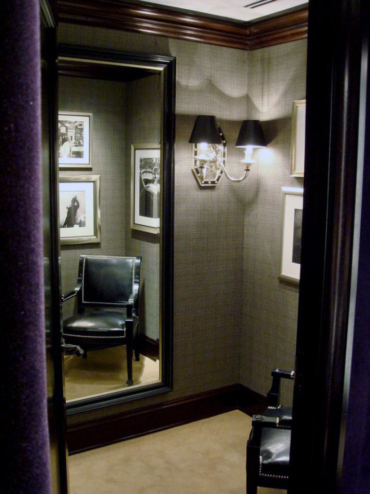 Men 39 s dressing room inspiration ralph lauren store by for Bathroom and dressing room ideas