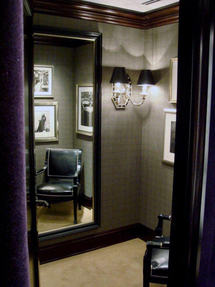 Men 39 s dressing room inspiration ralph lauren store by for Ralph lauren bathroom ideas