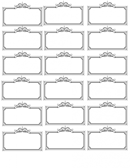 Wedding Card Name Sticker Format Word Printable Label Templates Name Tag Templates Labels Printables Free