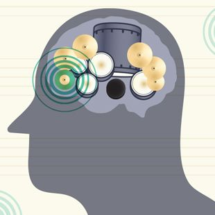 The principles of neuroplasticity may underlie the positive effects of music therapy in treating a diversity of diseases.
