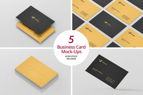 Business Card Mock Ups Business Cards Mockup And Business Branding